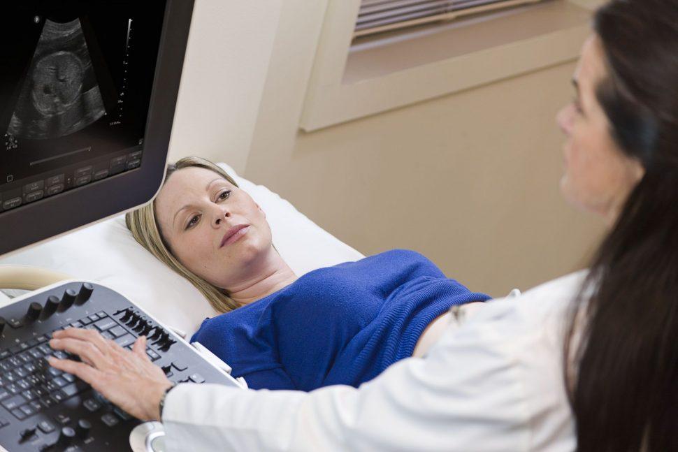 Gynekologia Philips ClearVue 350 OB 0924