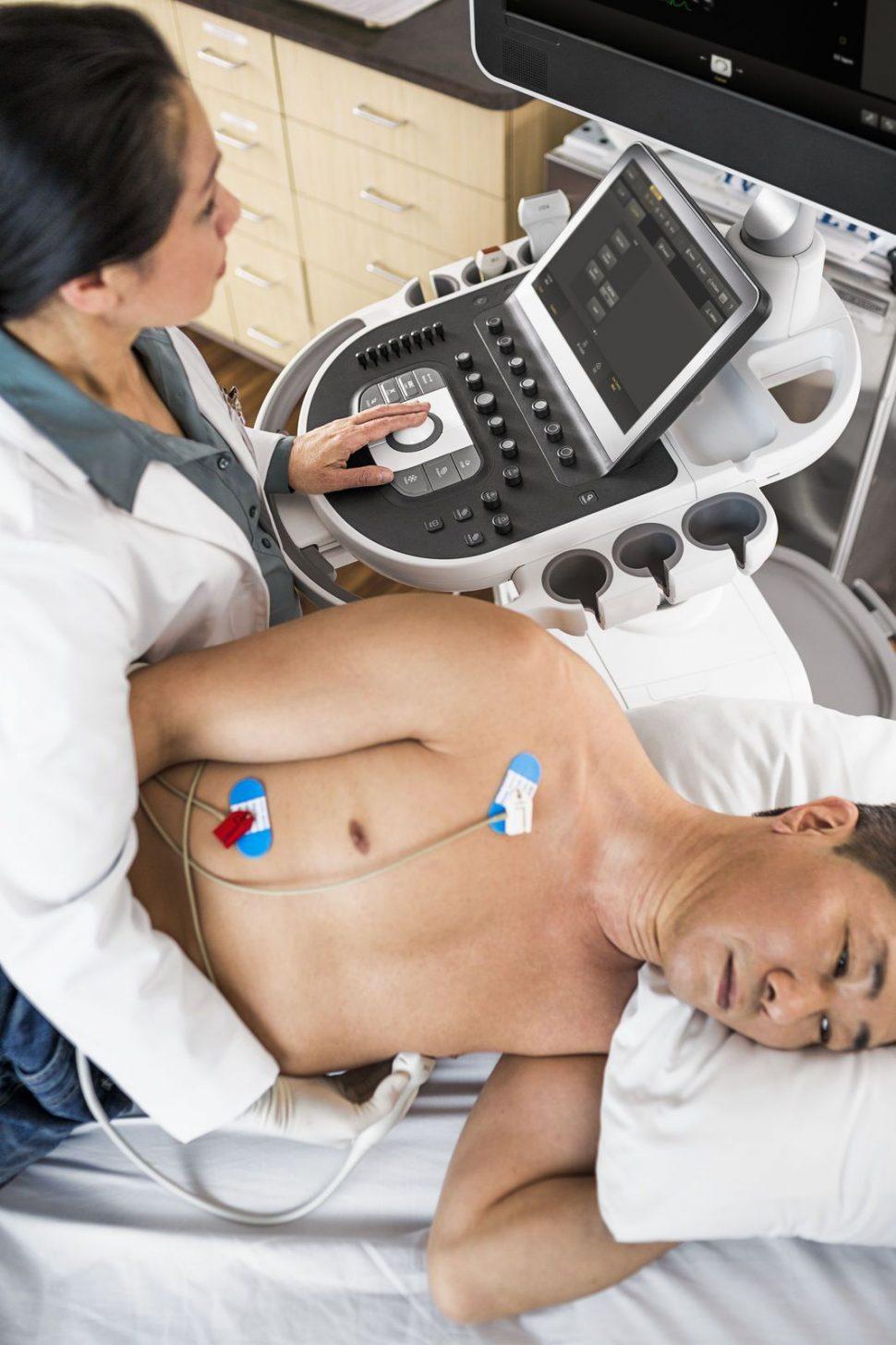 Kardiologia Philips Affiniti 50 CV 2554