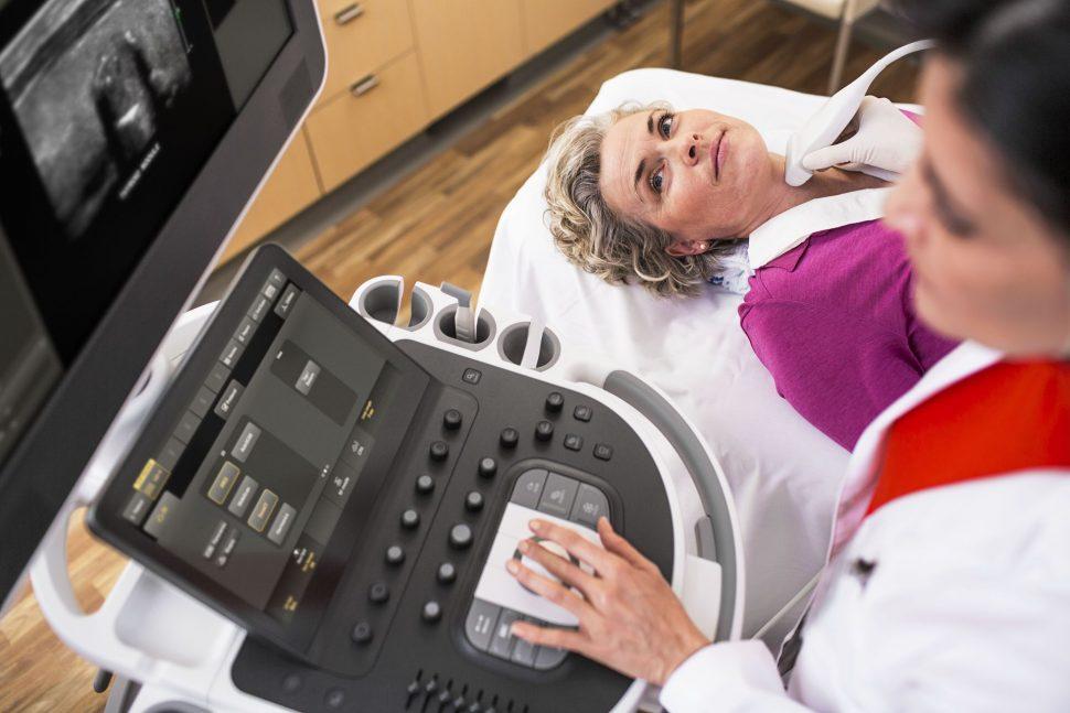 Kardiologia Philips Affiniti 50 Thyroid 0134