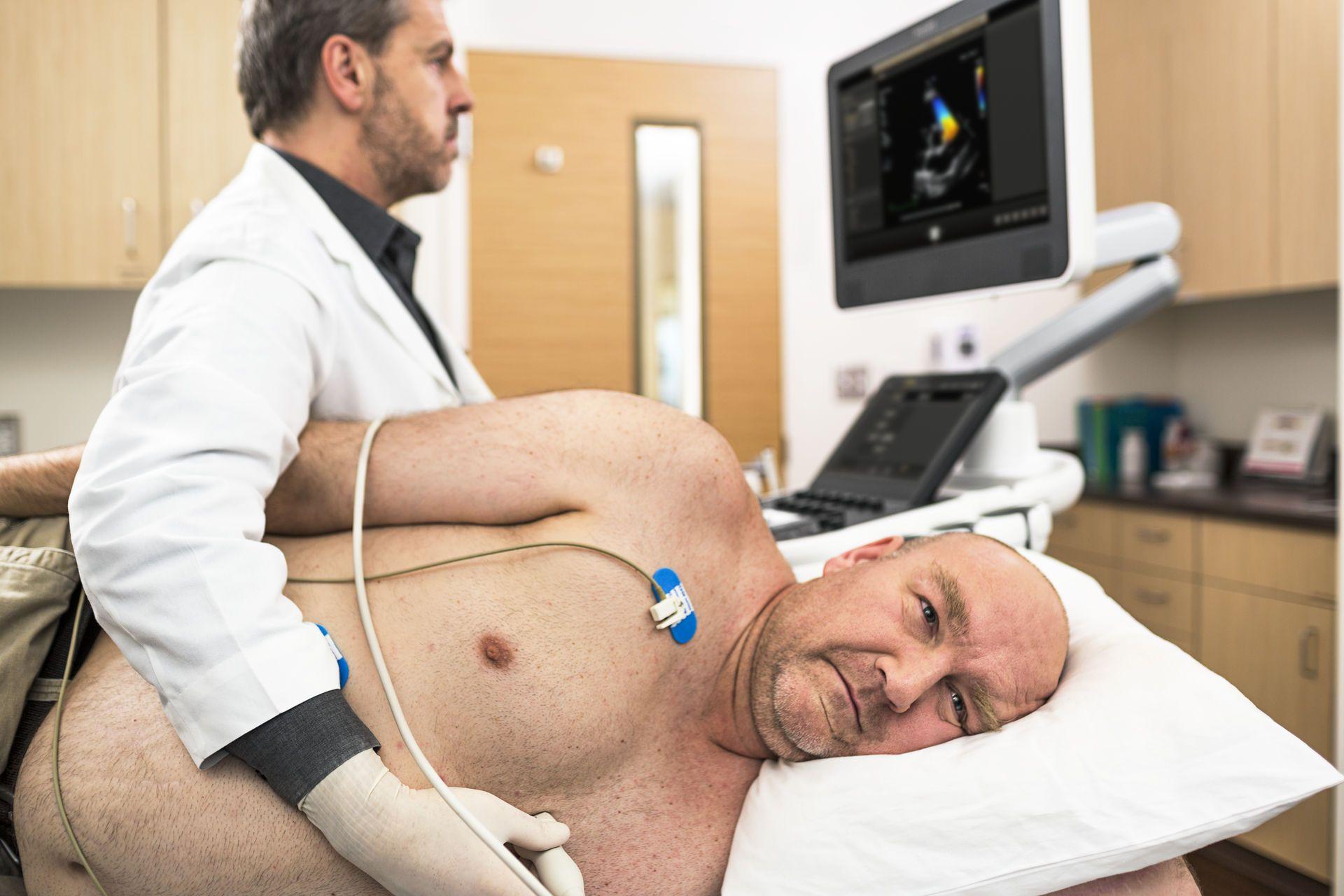 Kardiologia Philips Affiniti 70 CV Ultrasound 1305