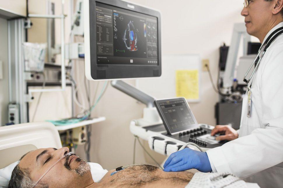 Kardiologia Philips EPIQ7 CV-1081