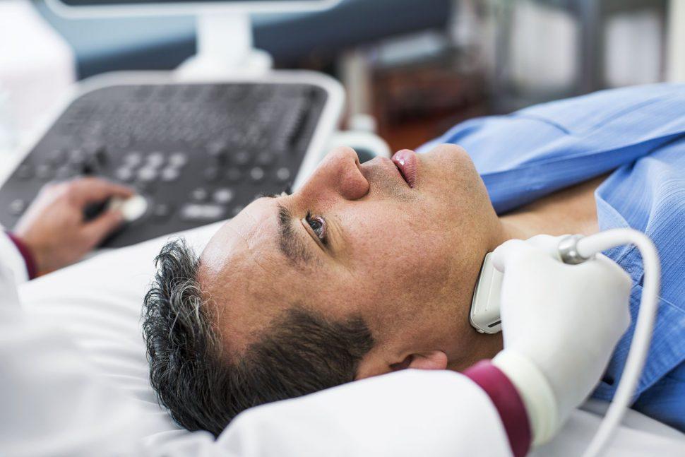 Kardiologia Philips HD5 vascular imaging 0111