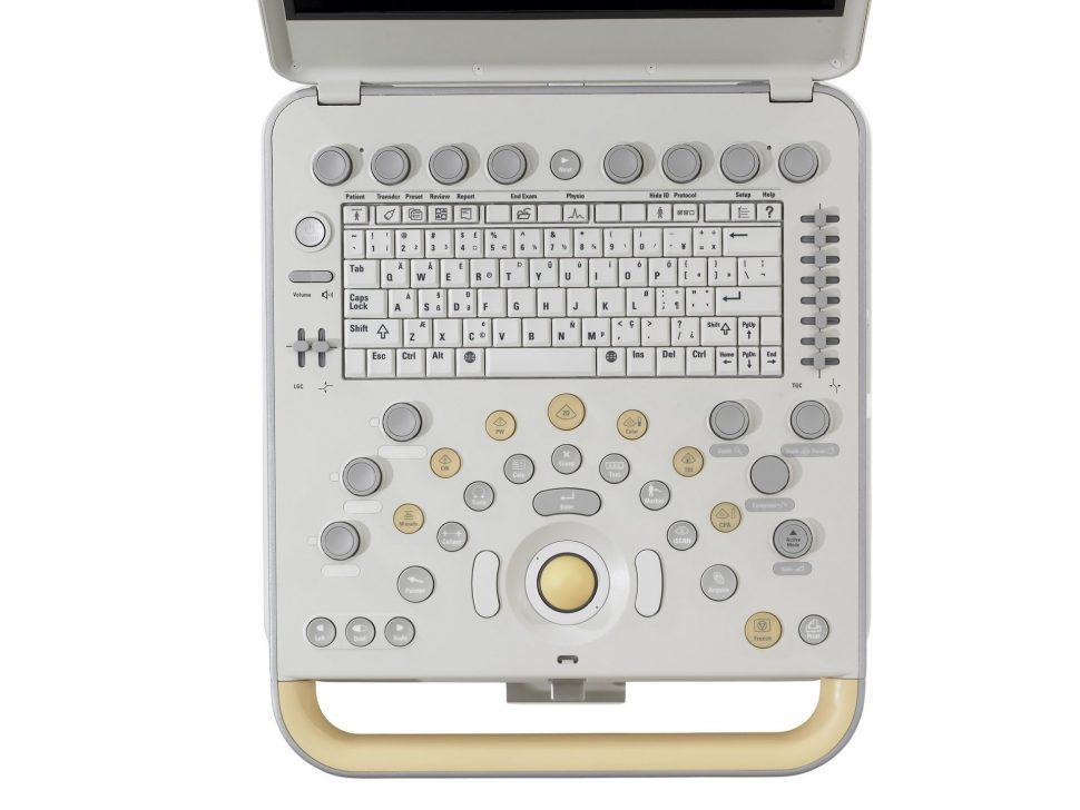 Philips CX50 Control Panel